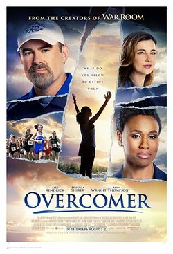 Cartel de Overcomer