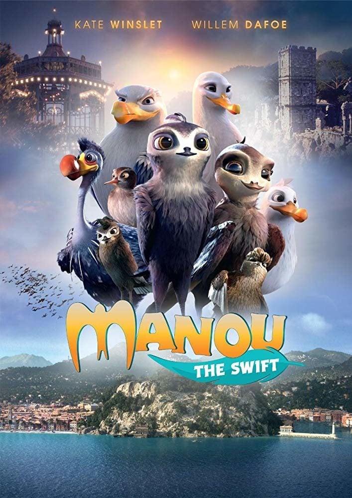 Cartel Poster 'Manou' de 'Manou'
