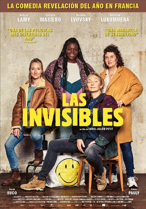 Las invisibles (2019)
