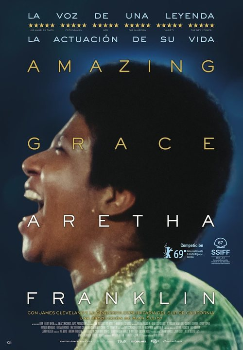 Amazing Grace (2018) streaming