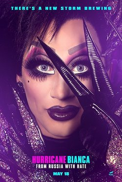Cartel de Hurricane Bianca: From Russia with Hate