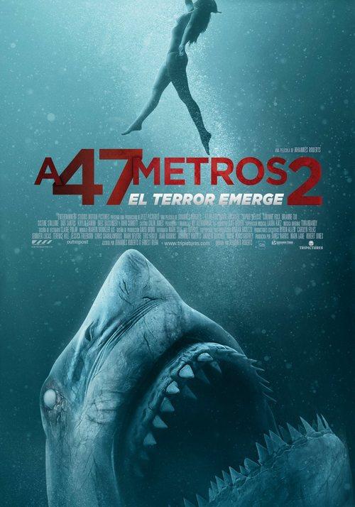A 47 metros 2: El terror emerge (2019)