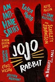 Cartel de Jojo Rabbit
