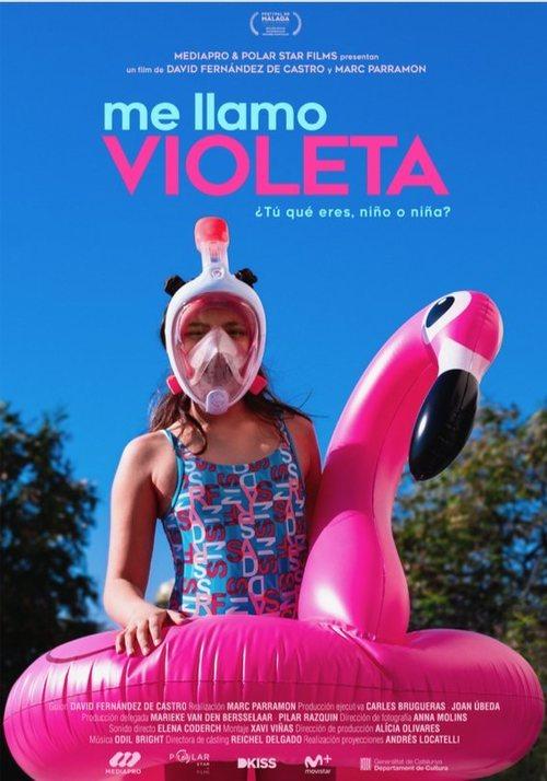 Me llamo Violeta (2019)