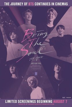 Cartel de Bring The Soul: The Movie