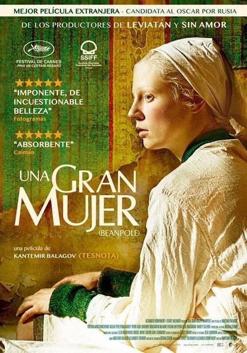 Una gran mujer (2019)