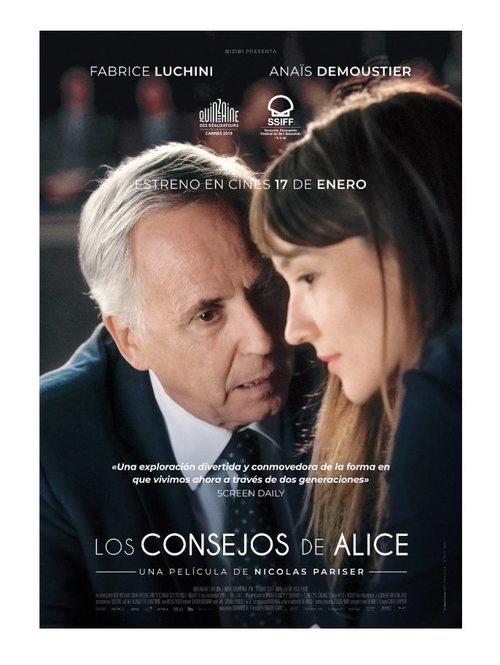 Los consejos de Alice (2019)