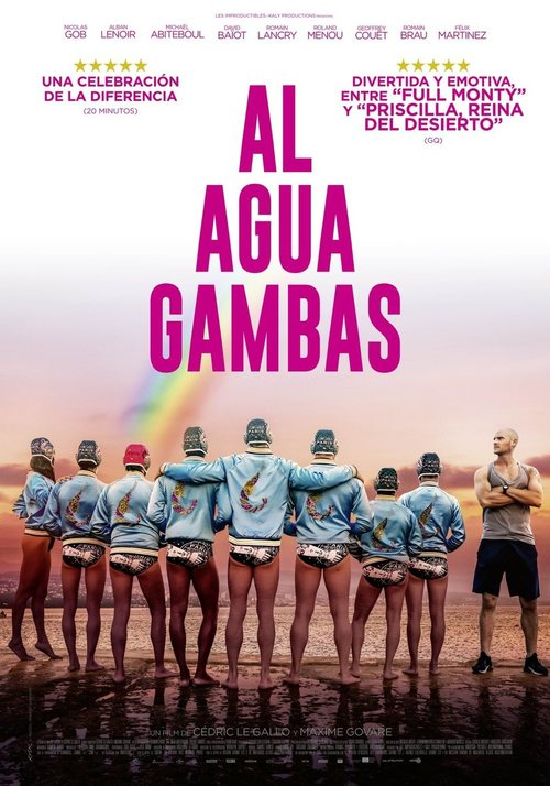Al agua gambas (2019) streaming