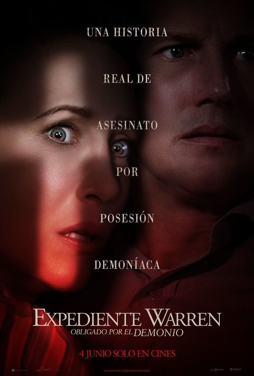 Expediente Warren: Obligado por el demonio (2020) - Película eCartelera