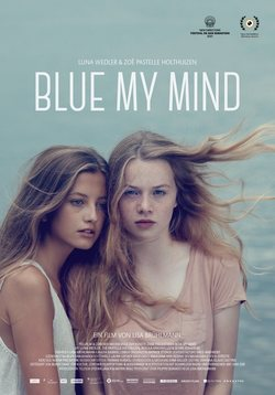 Cartel de Blue My Mind