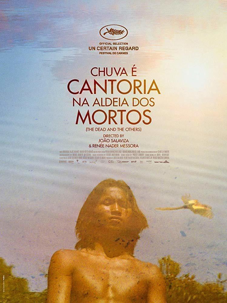 Cartel Portugués de 'El canto de la selva'