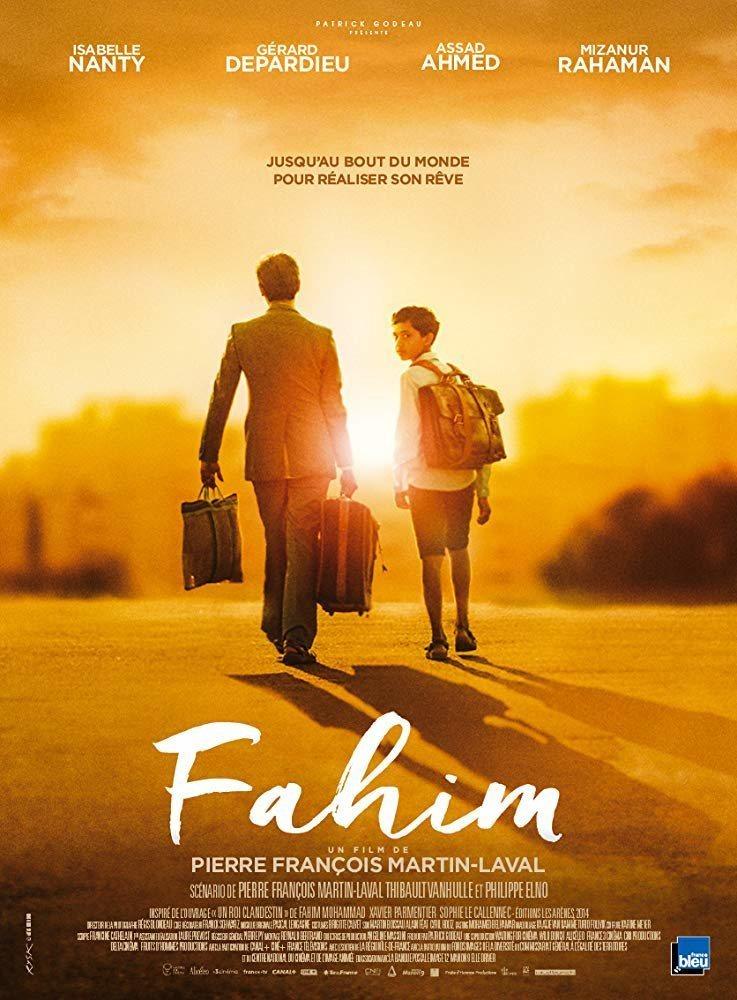 Cartel Francia #2 de 'Fahim'