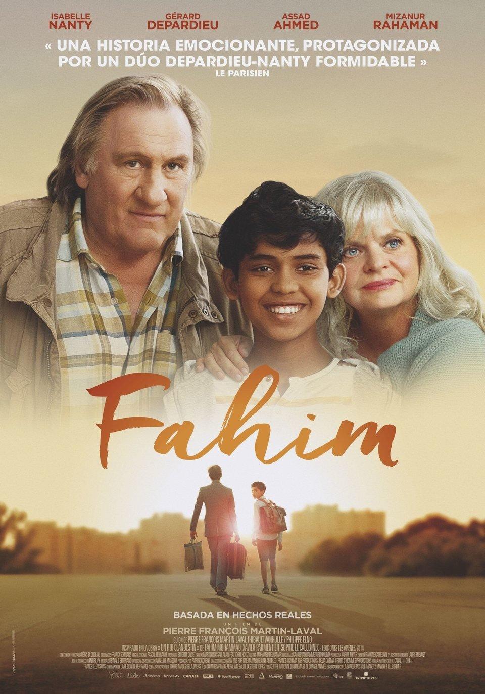 Cartel España #2 de 'Fahim'
