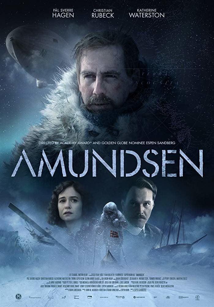 Cartel Poster 'Amundsen' de 'Amundsen'