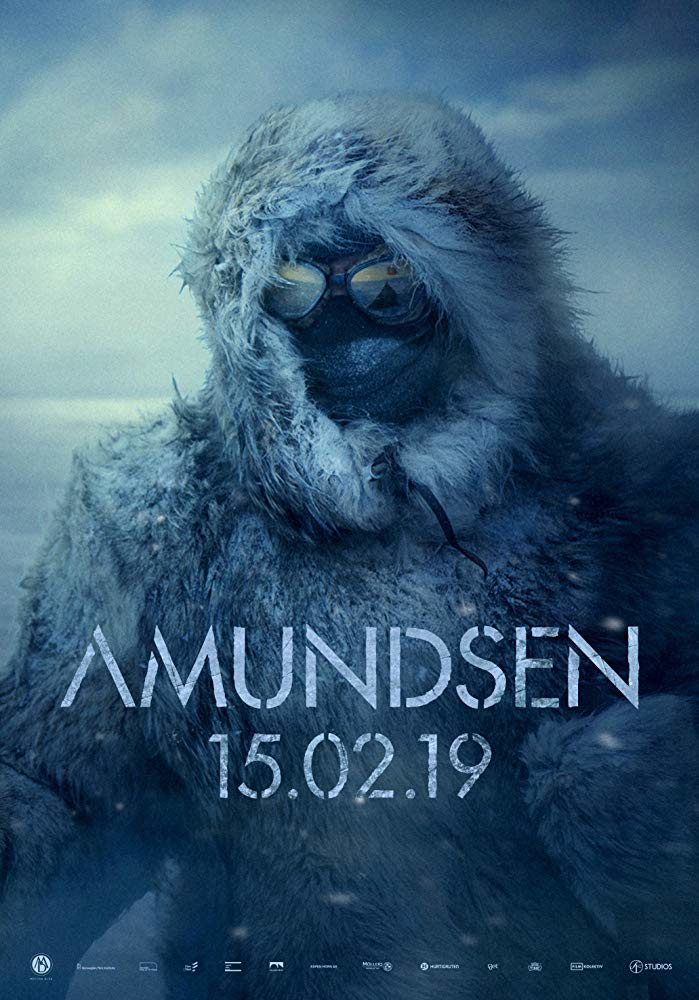Cartel Poster #2 'Amundsen' de 'Amundsen'