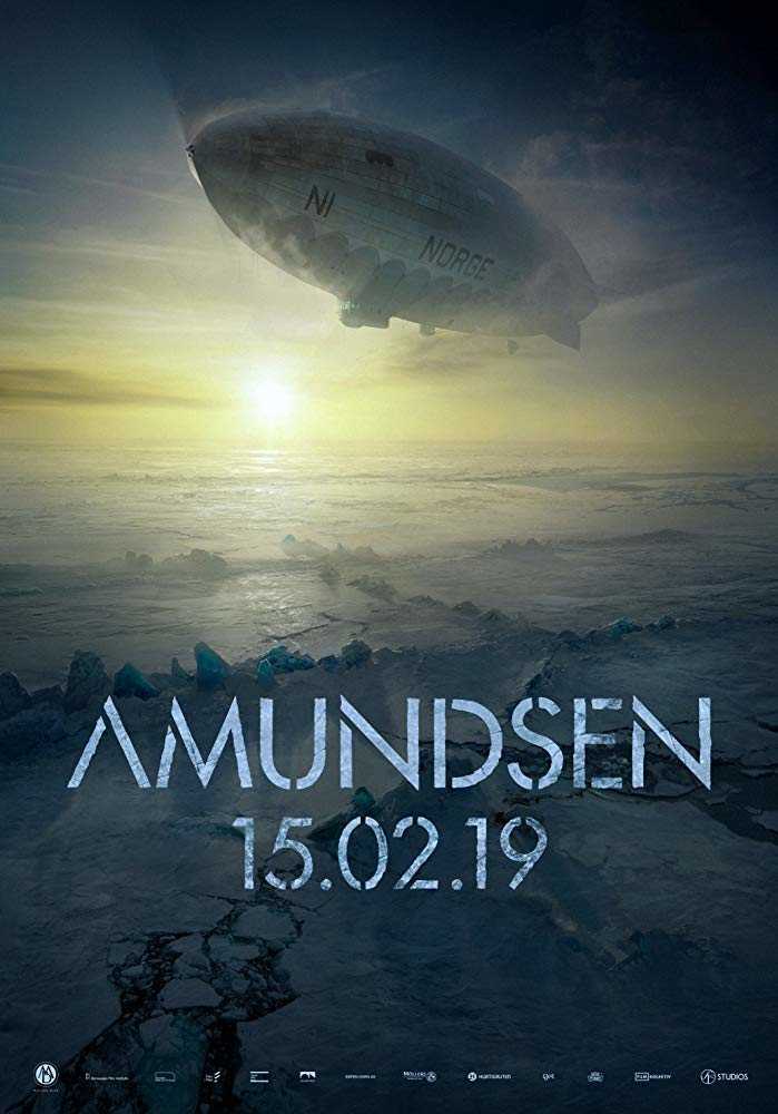 Cartel Poster #3 'Amundsen' de 'Amundsen'
