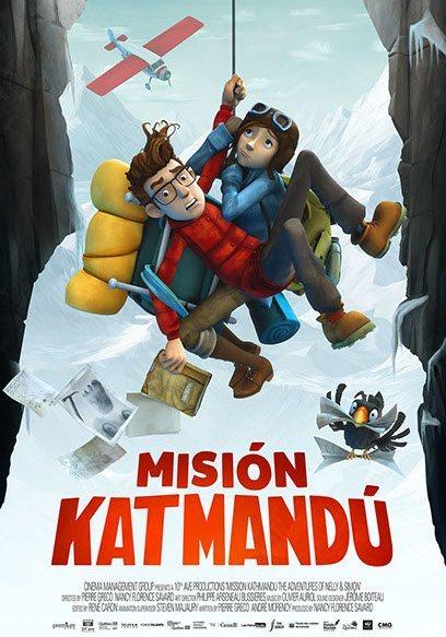 Misión Katmandú (2018)