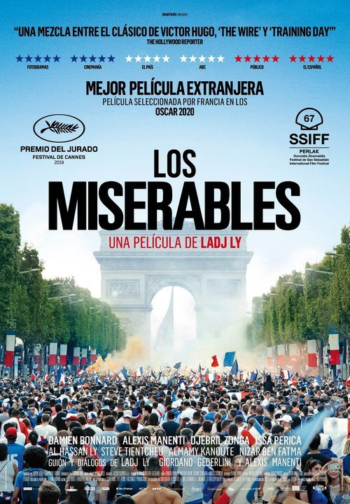 Los miserables (2019) streaming