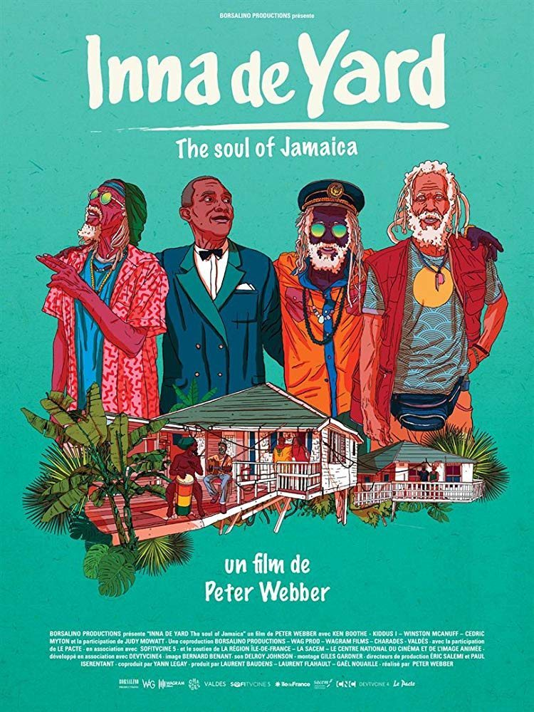Cartel Poster de 'Inna de Yard'