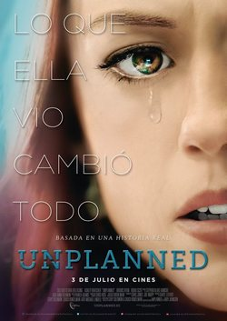 Cartel de Unplanned