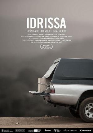 Idrissa, crónica de una muerte cualquiera (2018)