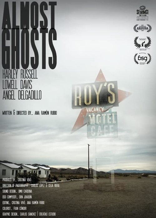 Almost Ghosts (2019)