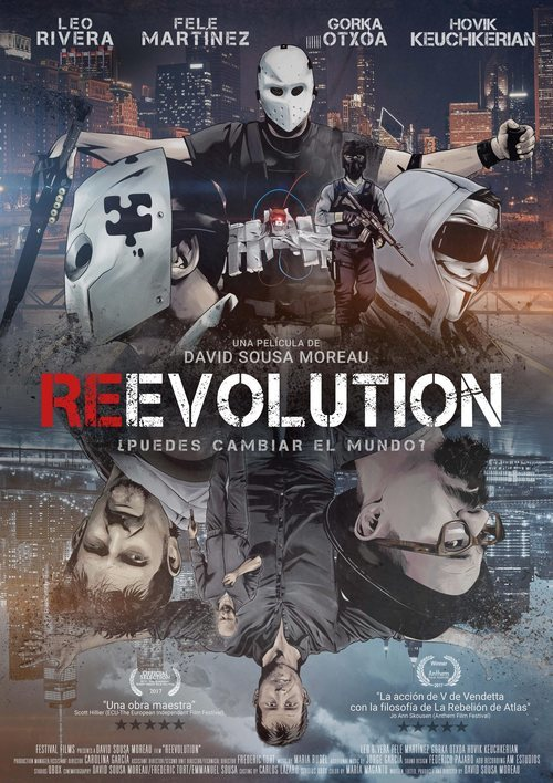 Reevolution (2017) streaming