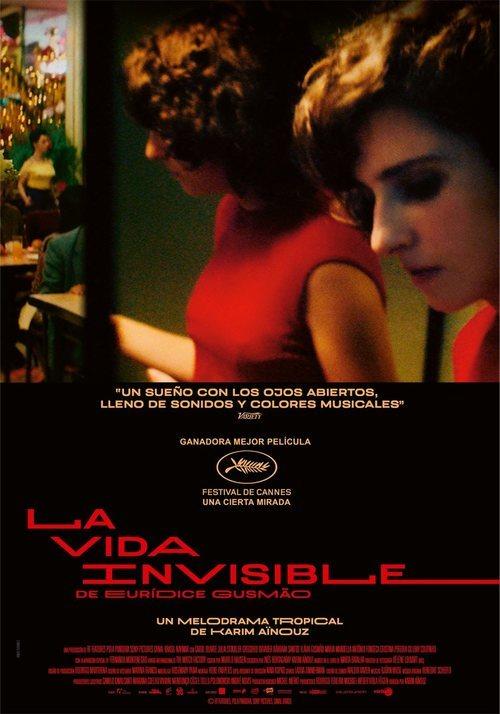 La vida invisible de Eurídice Gusmão (2019)