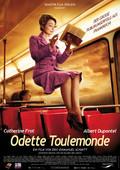 Cartel Odette, una comedia sobre la felicidad