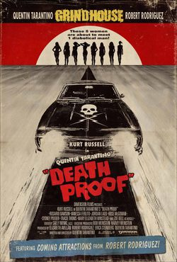 Cartel de Grindhouse: Death Proof