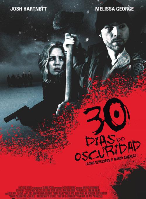 30 Días De Oscuridad 2007 Película Ecartelera