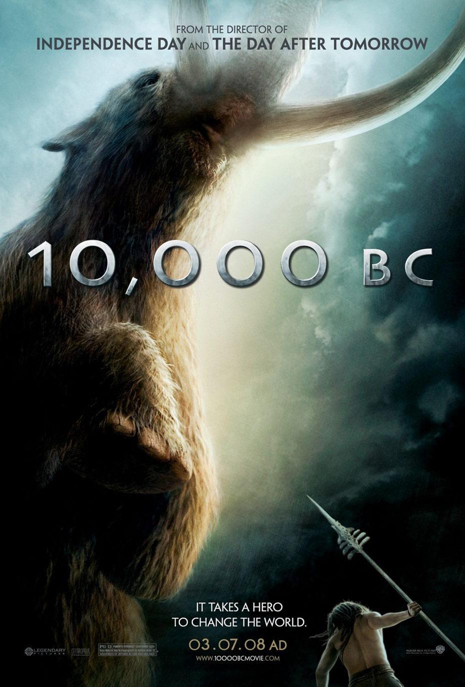 Cartel Estados Unidos de '10.000'