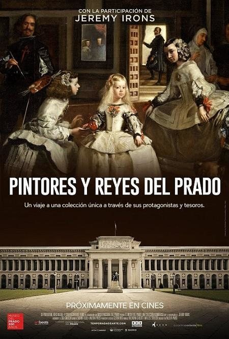 Pintores y reyes del Prado (2019)