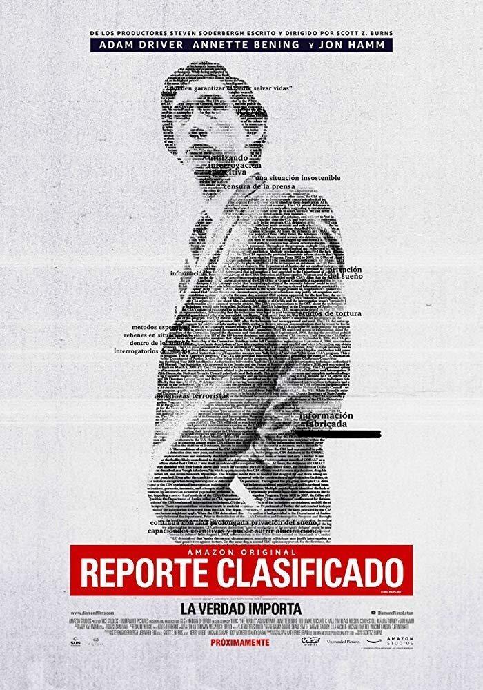 Cartel The Report de 'The Report'