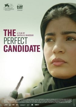 Cartel de The Perfect Candidate