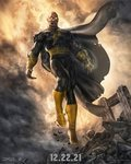 Cartel de Black Adam