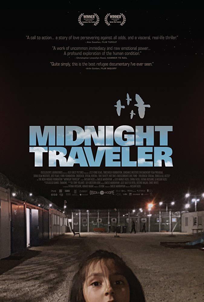 Cartel Póster de 'Midnight Traveler'