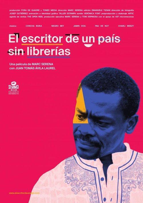 El escritor de un país sin librerías (2019)