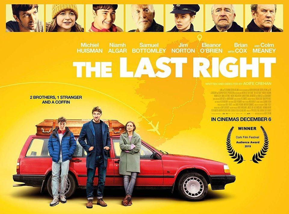 Cartel The Last Right de 'The Last Right'