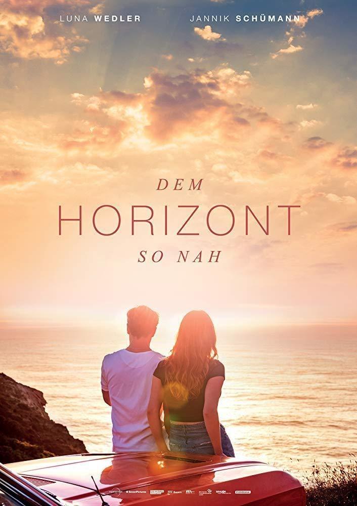 Cartel Póster alemán 'Cerca del horizonte' de 'Cerca del horizonte'