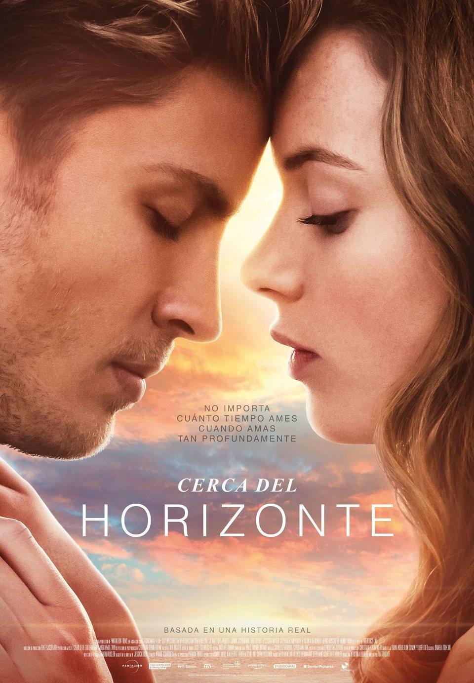 Cartel España de 'Cerca del horizonte'