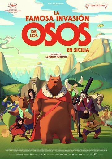 La famosa invasión de los osos en Sicilia (2019)