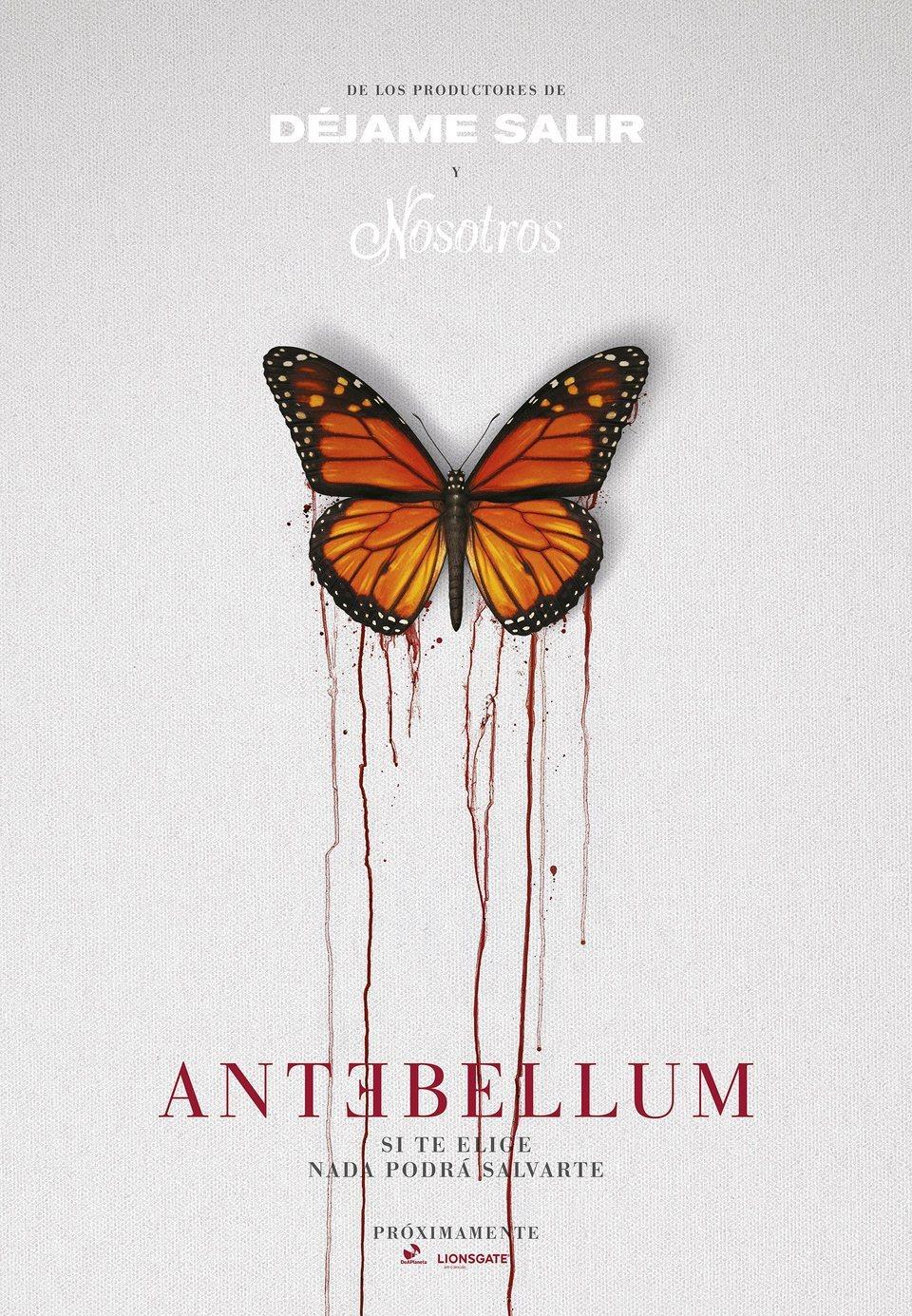 Cartel 'Antebellum' de 'Antebellum'