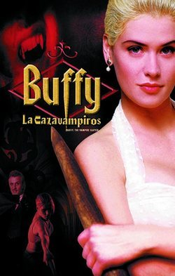 Cartel de Buffy, la cazavampiros