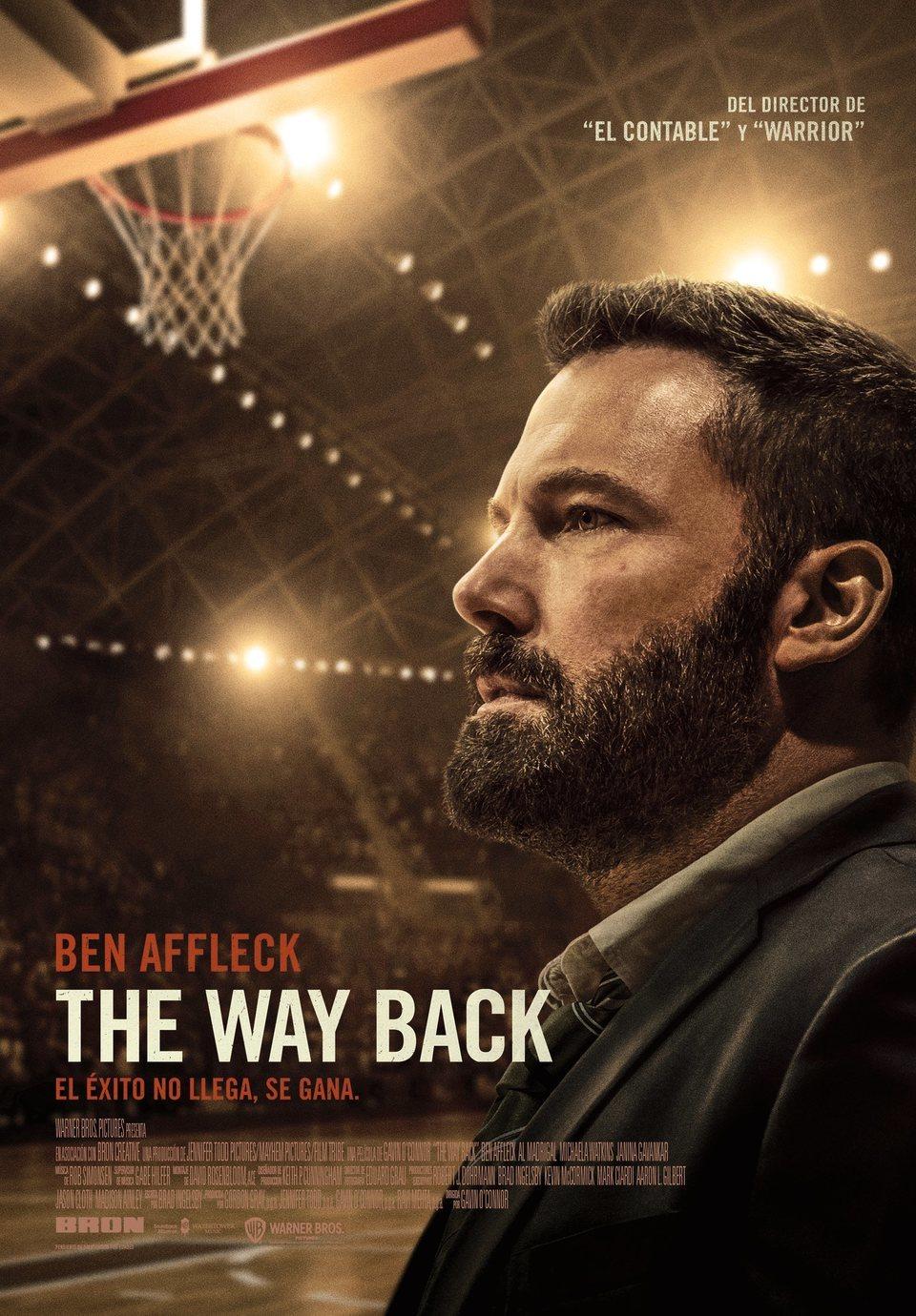 Cartel España de 'The Way Back'
