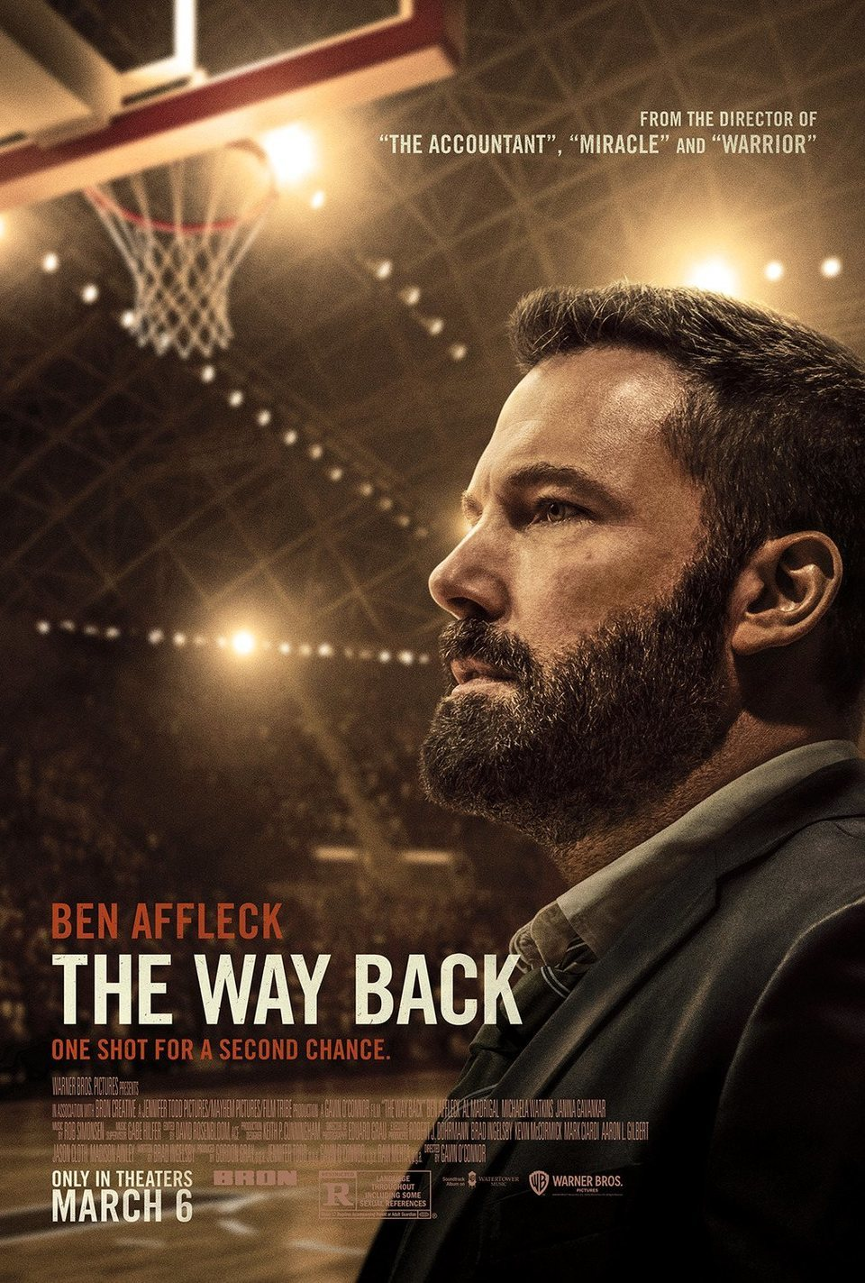 Cartel EEUU de 'The Way Back'