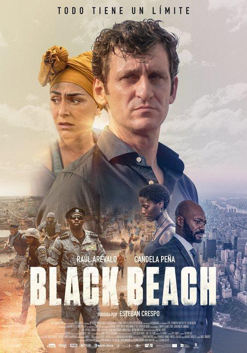 Crítica de Black Beach, un ambicioso drama con Raúl
