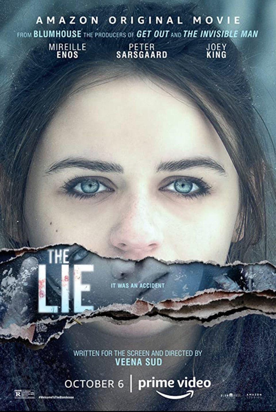 Cartel EE.UU. de 'The Lie'