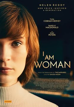 Cartel de I Am Woman