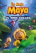 La Abeja Maya y el Orbe Dorado